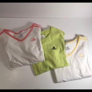 Adidas Long Sleeve T-Shirts (3)